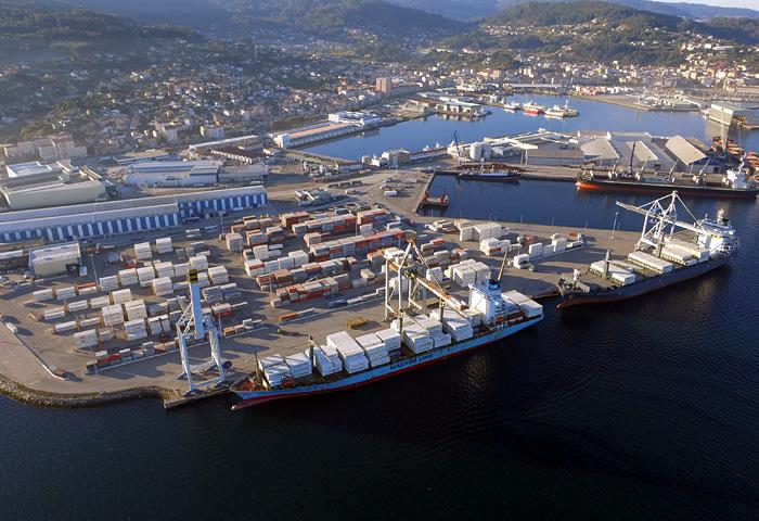 A Autoridade Portuaria entra no Cluster da loxística de Galicia