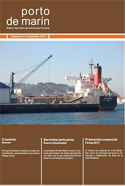 Revista Porto de Marín nº 21