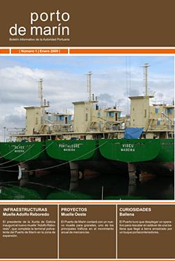 Revista Porto de Marín nº 1