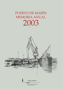 Memoria anual 2003