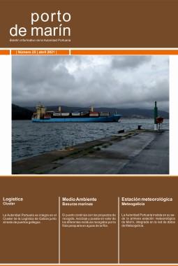 Revista Porto de Marín número 25