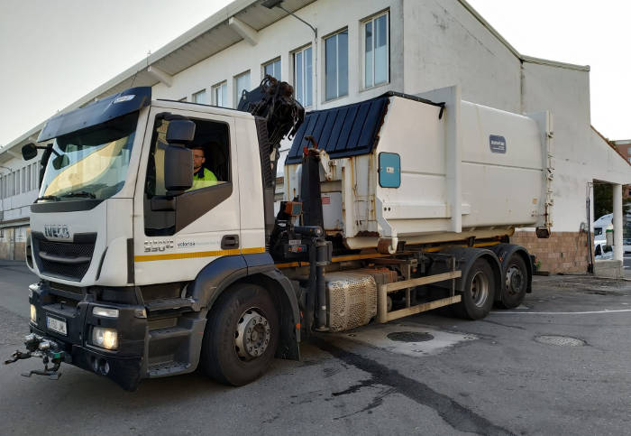 O Porto de Marín retirou máis de 20.000 kilos de lixo mariño das costas galegas no que vai de ano