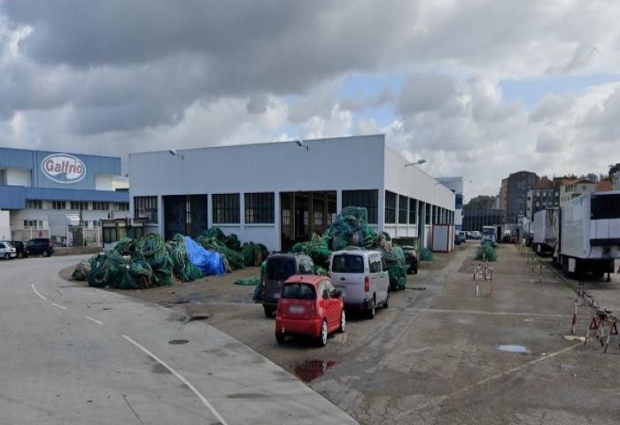 La Autoridad Portuaria acomete la renovación de la cubierta del tendedero de redes